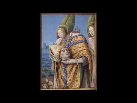 Saint Denis (Dionysius) - Bishop - Martyr
