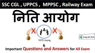 What is NITI Aayog ? | नीति आयोग क्या है ?