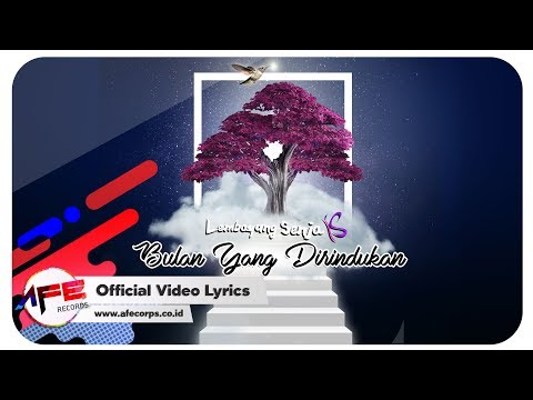 Lembayung Senja - Bulan Yang Dirindukan (Official Lyric Video)