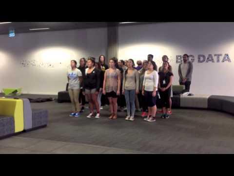 Aue te Okotai -- Traditional Cook Island hymn