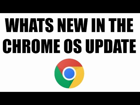 Whats New in the Chrome OS Update [April 2015]