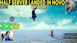 WE TRIED TO ESCAPE FROM NOVO | WAIT FOR ENDING | PUBG MOBILE