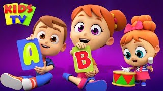 Sounds That Letters Make | Alphabets Song for Kids | ABC Song | Nursery Rhymes & Songs for Babies