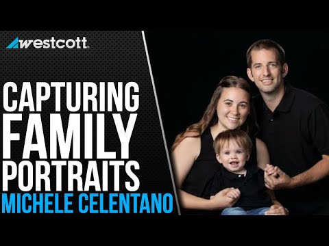 How To Light And Pose Family Portraits With Michele Celentano
