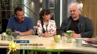 """Greider: """"Behövs inte fler dammfria lägenheter på Östermalm"""" - Nyhetsmorgon (TV4)"""