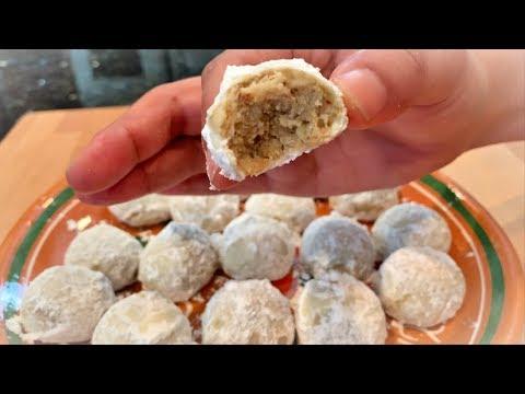 polvorones-mexican-wedding-cookies-recipe-|-mexican-cookies