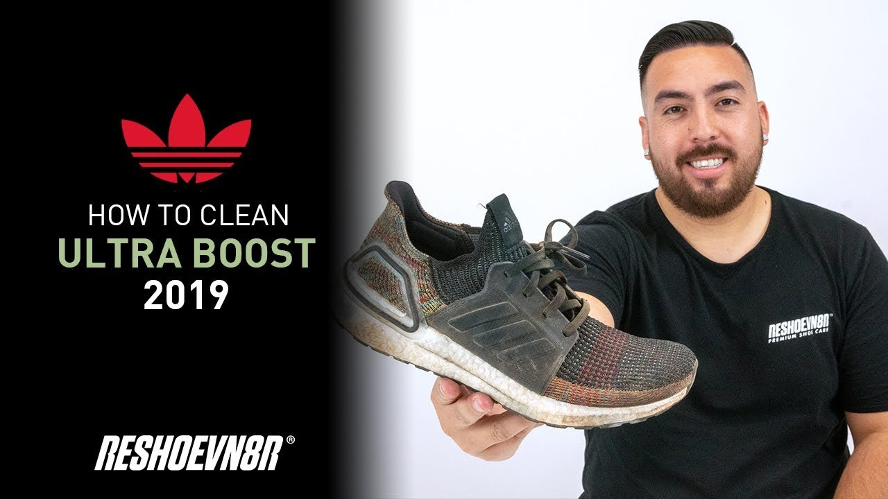 To clean 2019 Multicolor Ultraboost