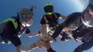 Skydive July `16, and Jump 200