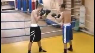 Бокс: Уроки для начинающих. Защитные действия. часть 5