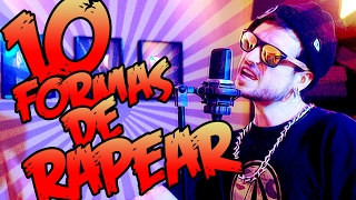 10 FORMAS DE RAPEAR | ZARCORT thumbnail