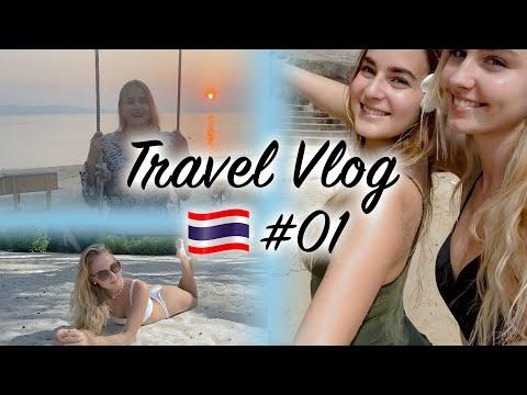 TRAVEL VLOG #01 Thailand   Lovely LJ ♡