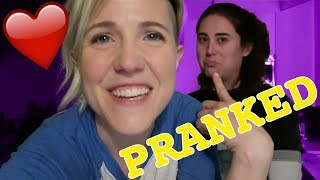 Valentine's Day Prank on My Girlfriend!