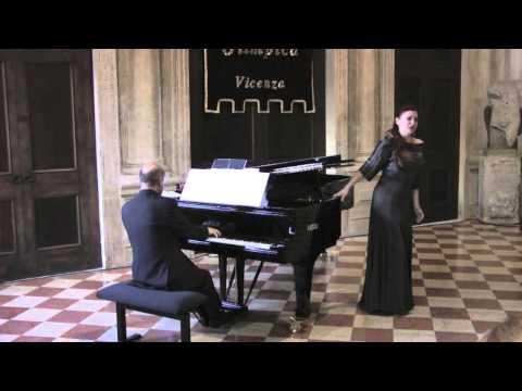 Kindertotenlieder G.Mahler - O.Lazareva/M.Moretti - piano/voice