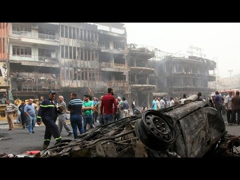Hundreds Killed In Deadly Suicide Bombing