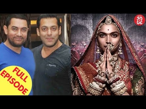 Aamir's 'Secret Superstar' Beats Salman's 'Tiger Zinda Hai' | 'Padmaavat' Banned In Malaysia & More