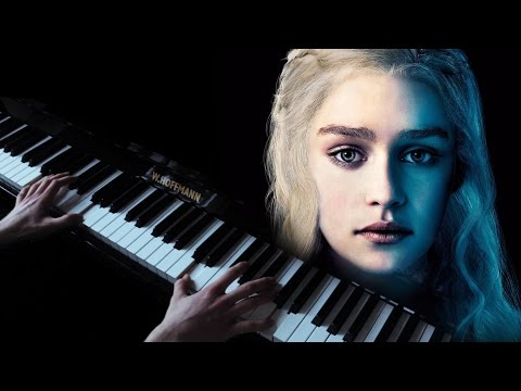 mhysa, game of thrones - piano cover