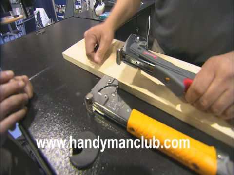 National Hardware Show 2009 - Arrow Fastener - Handyman Club of America