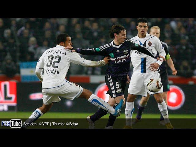 2009-2010 - Jupiler Pro League - 23. RSC Anderlecht - Club Brugge 3-2
