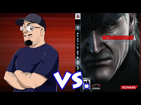 Johnny vs. Metal Gear Solid 4: Guns of the Patriots