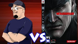 Johnny vs. Metal Gear Solid 4: Guns of the Patriots