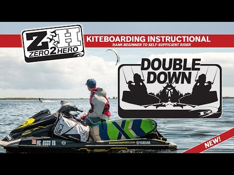 Kiteboarding Lessons: Learn to Kiteboard | Water Start (4 of 6)