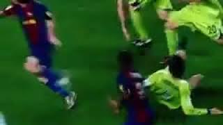 """فيديو.. أجمل هدف لـ""""ميسي"""" مع برشلونة يكمل 11 عامًا"""
