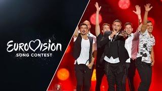 Nadav Guedj - Golden Boy (Israel) - LIVE at Eurovision 2015: Semi-Final 2 thumbnail
