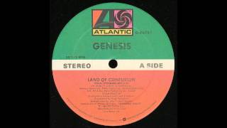 GENESIS - Land Of Confusion [Extended Version]
