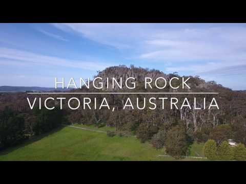Our World by Drone in 4K - Hanging Rock, Victoria, Australia