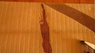 Удаление пятна от вина на акриловом ковре(, 2012-12-13T11:42:15.000Z)