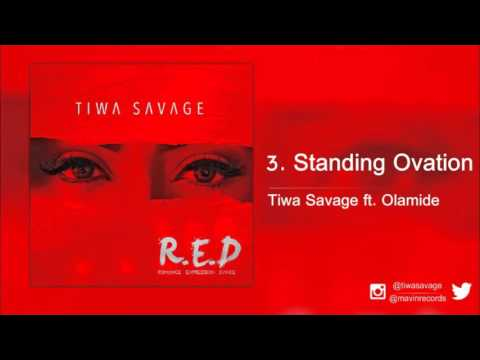 Tiwa Savage Ft. Olamide - Standing Ovation