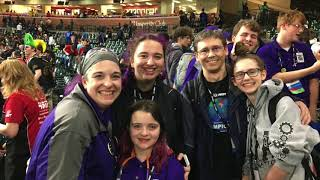 Torbotics 2018 Houston World Championship
