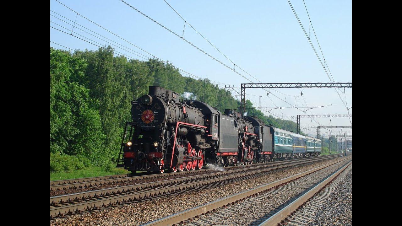 Steam locomotives CO17 - 4377