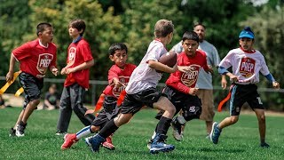 49ers Players Support the 49ers PREP Flag Football League