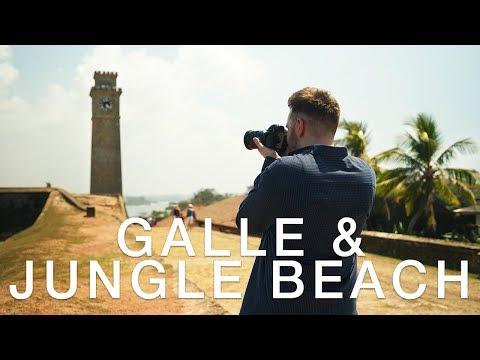 🇱🇰 GALLE & JUNGLE BEACH VLOG 🇱🇰 | Travel better in Sri Lanka!