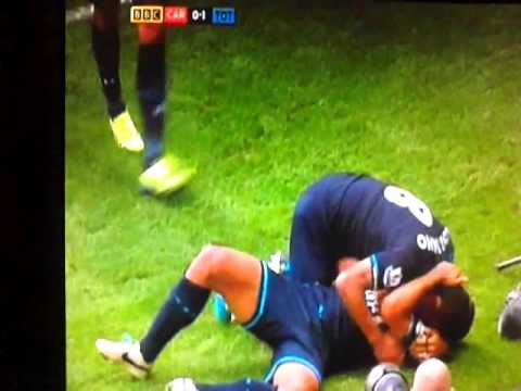 Paulinho VS Cardiff City