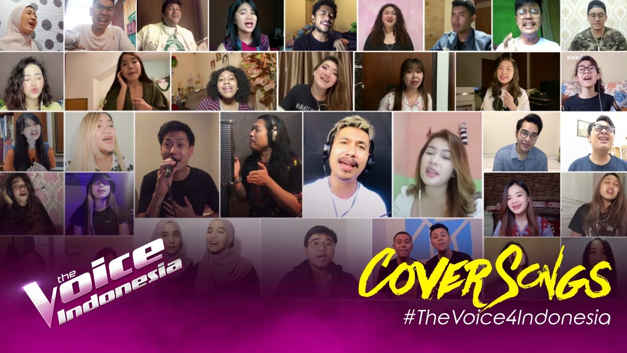 We Are The World (Michael Jackson/Lionel Richie) Alumni   COVER SONG   The Voice Indonesia GTV 2019