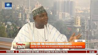 Garba Shehu Says Last Administration Lacked Sincere Intention To Rescue Chibok Girls