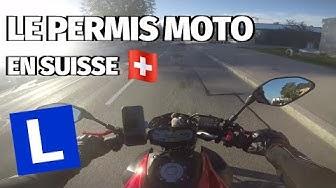 TOUT SAVOIR SUR LE PERMIS MOTO EN SUISSE !