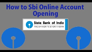 How to Sbi Online Account Opening (Hindi)