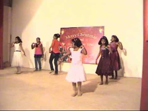 A  X'mas dance