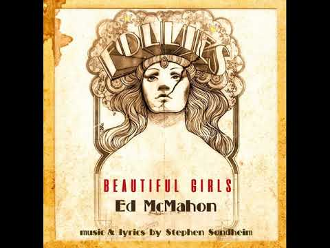Beautiful Girls  Ed McMahon  Audio 45 Recording  1971  Follies