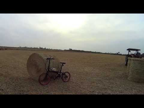 Cycling @ Sekinchan weekend HD