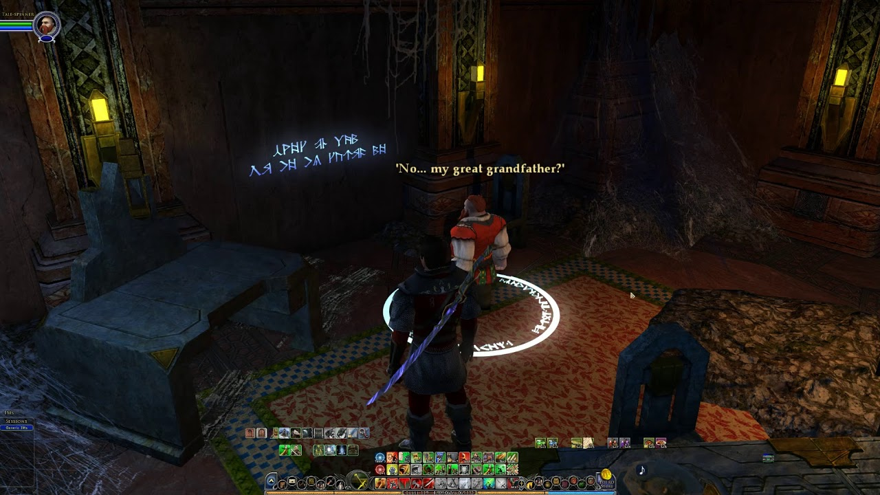 Lotro The Hidden Chamber Youtube