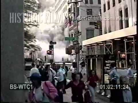 September 11 World Trade Center Attack