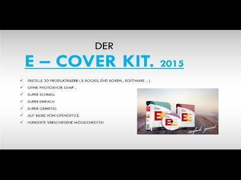 Schnell und einfach 3D Covermit OpenOffice erstellen