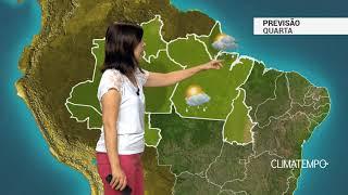 Previsão Norte – Temporais em grande parte da Região