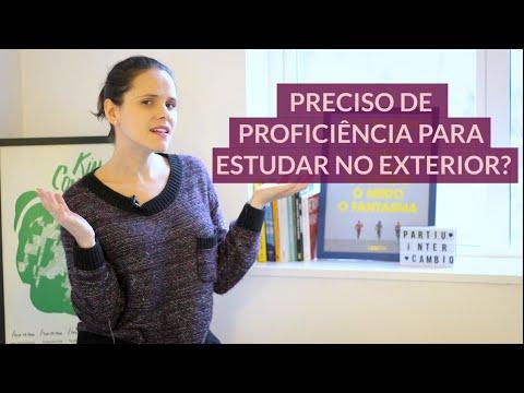 Precisa saber inglês para estudar fora? Precisa de prova de proficiência pra ganhar bolsa de estudo?
