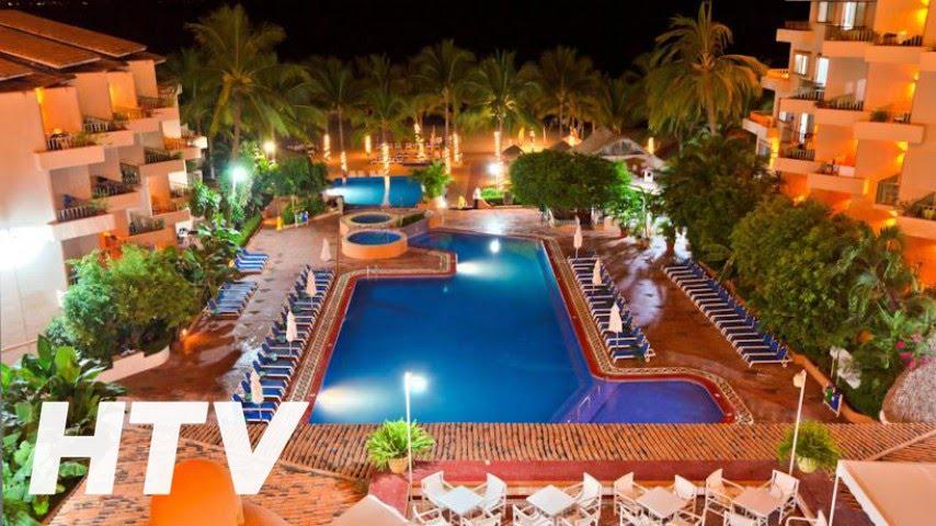 Friendly Vallarta Hotel Map