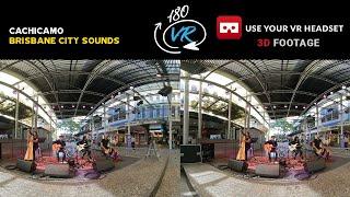 180 VR Life Footage Brisbane City Sounds - Cachicamo - Caballo Viejo